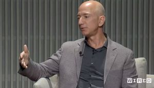 Attention Earthlings: Jeff Bezos wants everybody to watch this classic video about settling off planet