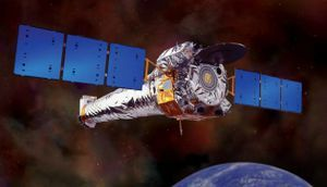Chandra X-ray telescope is back at work: Engineers trace glitch to 3 seconds of error