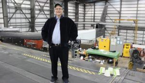 Paul Allen's passing leaves unfinished business on Stratolaunch's space frontier