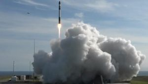 Rocket Lab's low-cost Electron rocket puts satellites in orbit from New Zealand