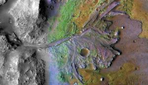 NASA picks ancient Martian river delta at Jezero Crater as landing site for 2020 rover