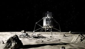 Japan's ispace moon mission brings in new partners — and makes deal for battery test