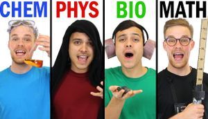 SCIENCE WARS Acapella Parody