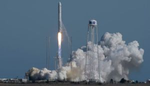 Northrop Grumman's Antares rocket sends Cygnus cargo ship to the space station