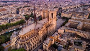 Notre Dame's Architectural Legacy