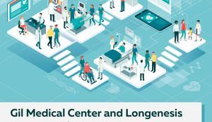 Gil Hospital and Longenesis announce a research collaboration