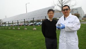 Breakthrough in new material to harness solar power could transform energy