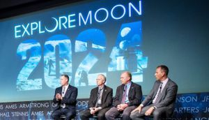 White House proposal to tap Pell Grant fund casts a pall over NASA's moon plans